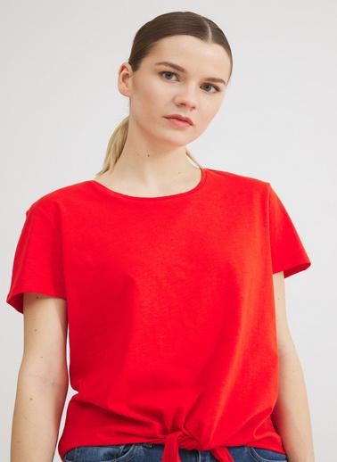 Love My Body Tişört Mercan